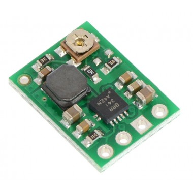 Pololu Adjustable Step-Up Voltage Regulator U1V11A
