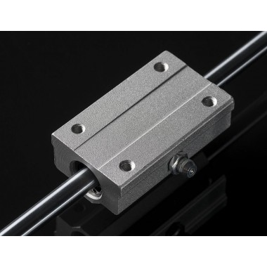 Linear Bearing Platform (Large) - 8mm Diameter