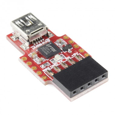 USB-to-Serial Bridge - uUSB-PA5