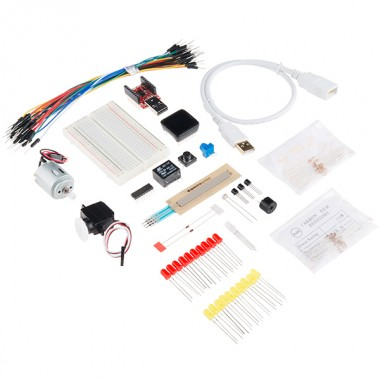 SparkFun Inventor's Kit for MicroView