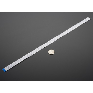 Flex Cable for Raspberry Pi Camera - 24 inch / 610mm