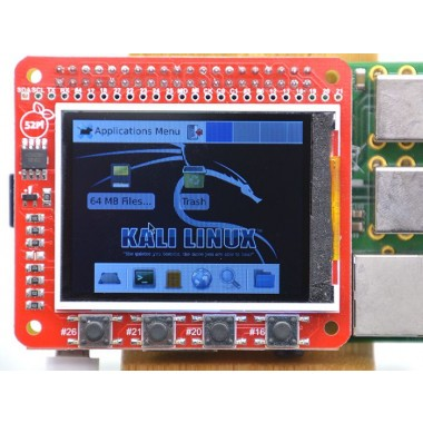 Raspberry Pi 2.2 TFT Display Module/WOT Touch