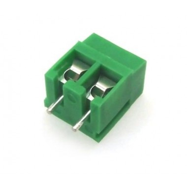 KF301-2P 2 Pin Screw Terminal Block Connector 5mm Pitch