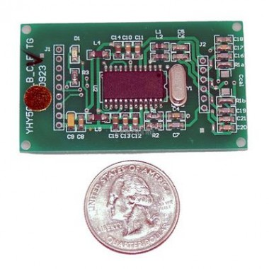 RFID Reader/Write Module C (UART interface)