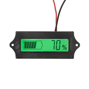12V LCD Battery Capacity Indicator GY-6