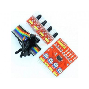 4 Channel Infrared Detection Tracing Univeral Board