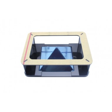 Mobile 3D Holographic Projection Pyramid