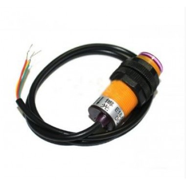 E18-D80NK  Adjustable Infrared proximity switch photoelectric detect sensor