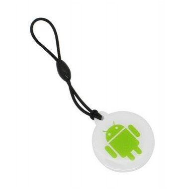 13.56Mhz NFC Smart Tags (Android Robot)