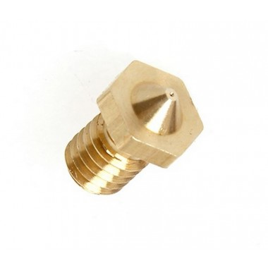 Spare M6 nozzle for all metal j-head V2.0 hotend