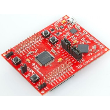 MSP430F5529 LAUNCHPAD EVALUATION BOARD