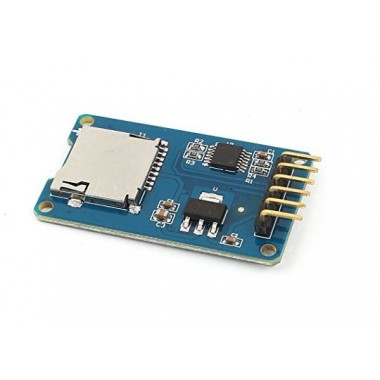 Micro SD Storage Board TF Card Reader Memory Shield Module SPI