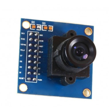 OV7670 camera module (with AL422 FIFO)