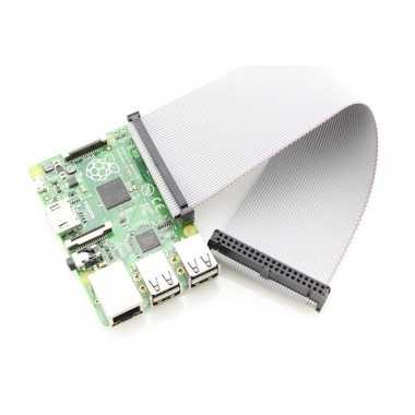 GPIO Extension Cable For Raspberry Pi B  40P