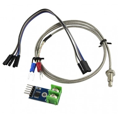 K-Type Thermocouple with Digital Converter