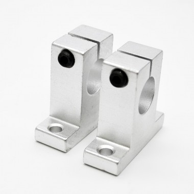 SK12 Shaft Support Linear Rail Vertical Bearings Shaft Guide Support Bracket
