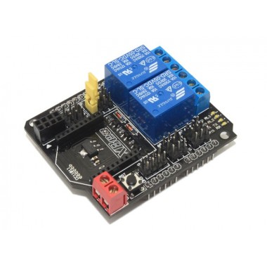 2 channel Relay Shield With XBee/BTBee interface SHD_RL01