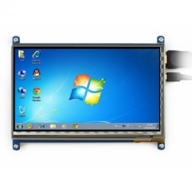 7 inch LCD HDMI Touch Screen Display TFT LCD Panel Module 1024*600