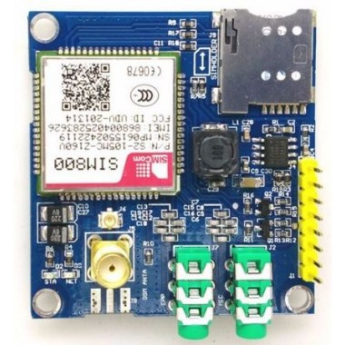 SIM800 development board module GSM GPRS MMS, SMS, STM32 for