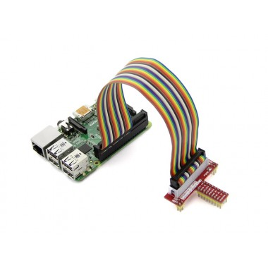 Raspberry Pi B  40pin to 26pin Cable