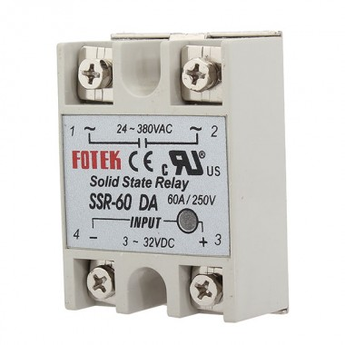 Solid State Relay 60A 380VAC