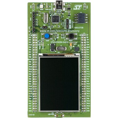 Opens | Open Source Hardware | Productos | STM32F429I ... on