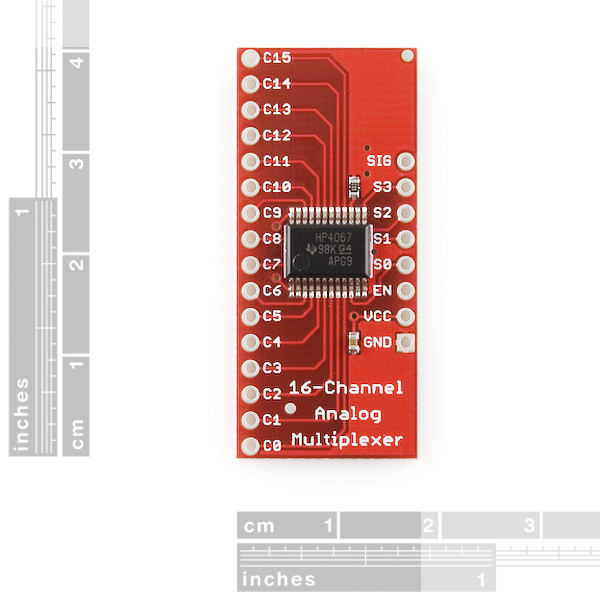Hooking up many inputs to Arduino - Stack Overflow