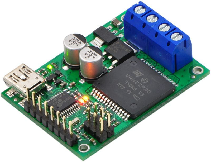 Openhacks Open Source Hardware Productos Pololu Jrk