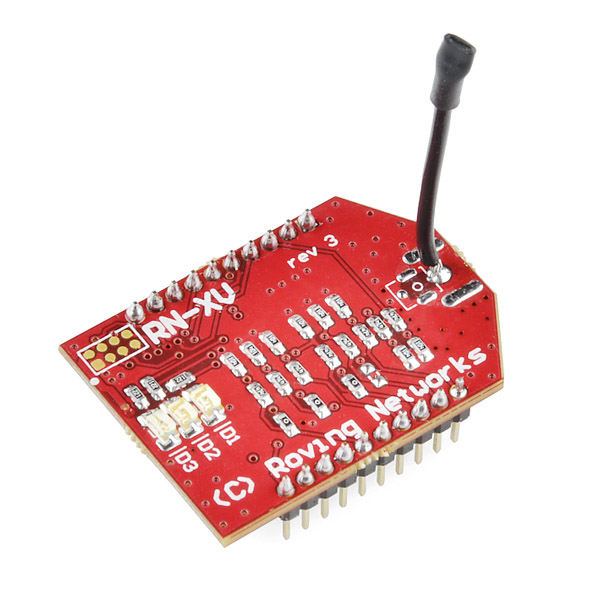 OpenHacks | Open Source Hardware | Productos | RN XV WiFly Module