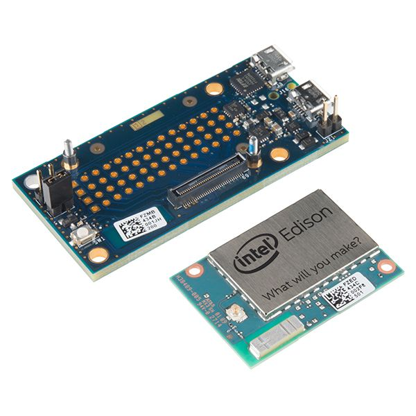 Intel Edison Kit for Arduino Hardware Guide