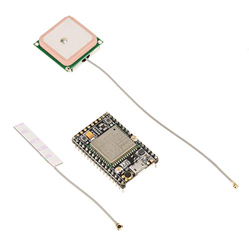 OpenHacks | Open Source Hardware | Productos | A9G GSM GPRS GPS BDS