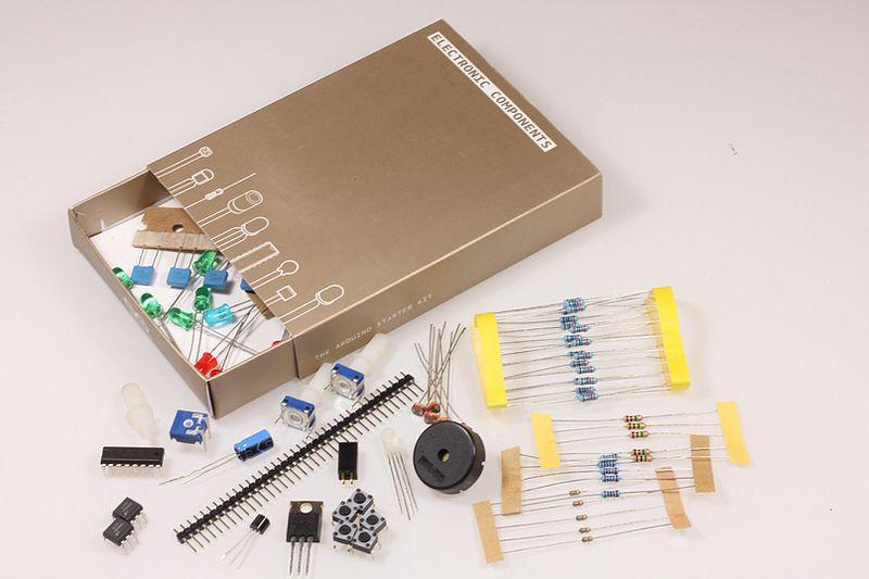 Arduino Starter Kit Manual : Mike McRoberts - Internet Archive