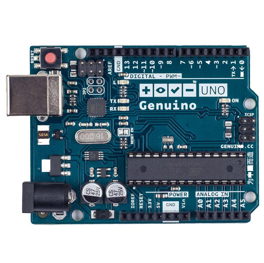 OpenHacks | Open Source Hardware | Productos | Genuino Uno Rev3