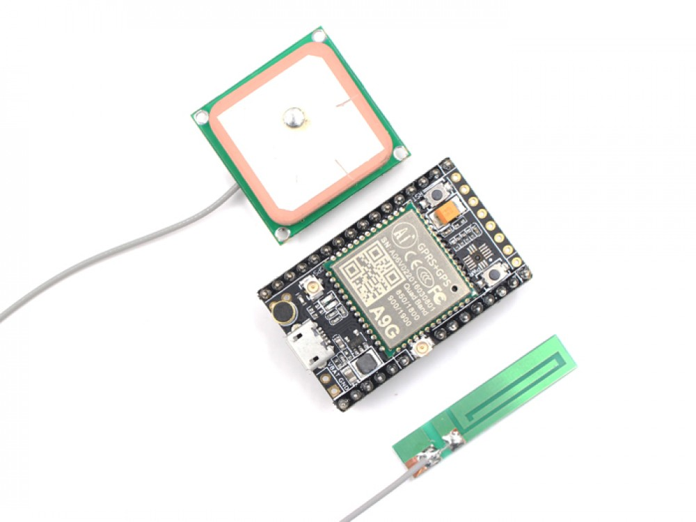 OpenHacks | Open Source Hardware | Productos | A9G GSM GPRS