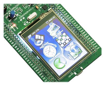 stm32f429 discovery schematic  | openhacks.com