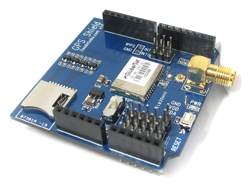 Openhacks open source hardware productos gps shield